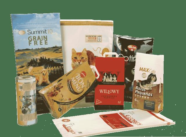 Pet Food Bags and Film