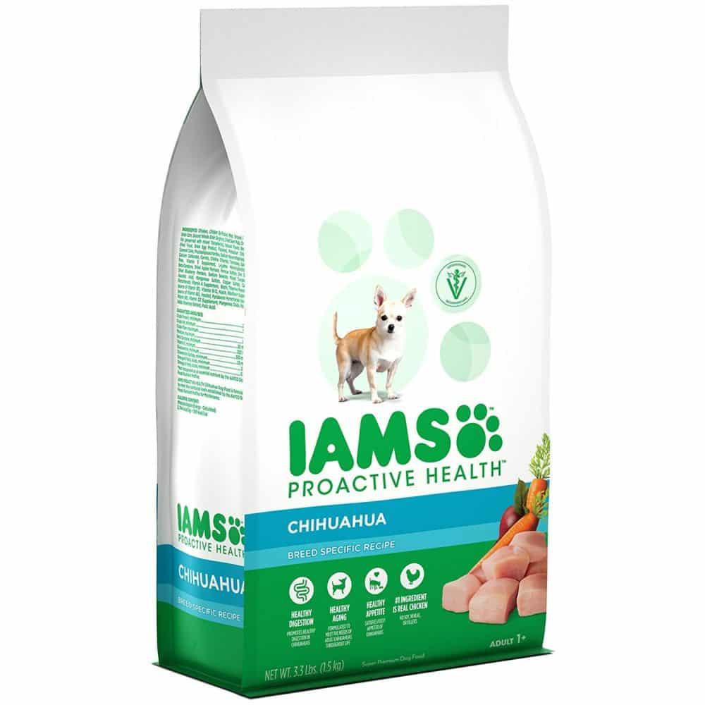 Pet Food Bag Flat Bottom