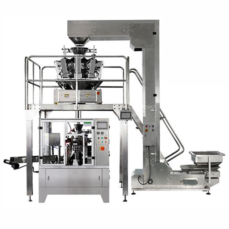 Multihead Weigher & DoyPack Machine