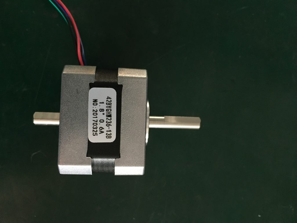 Step Motor For Multihead Weigher