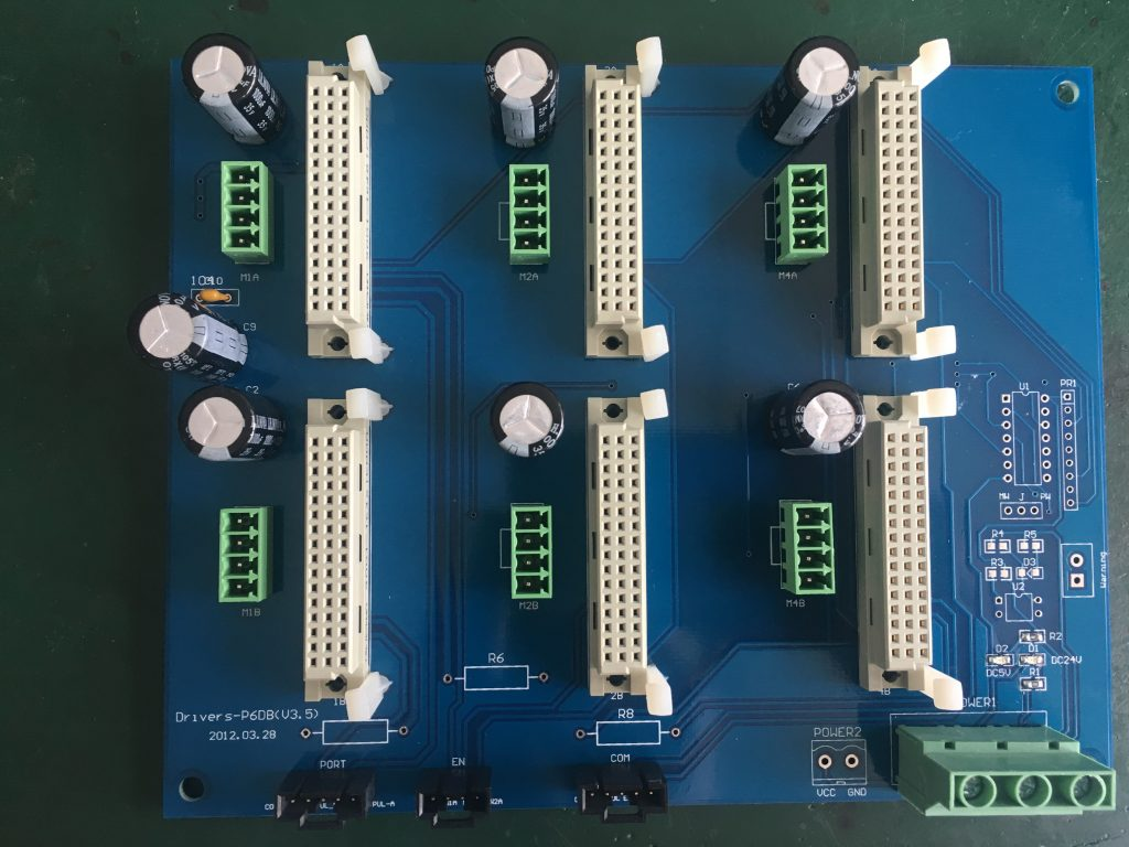 PCB Board For Multihead Weigher Drivers-P6DB