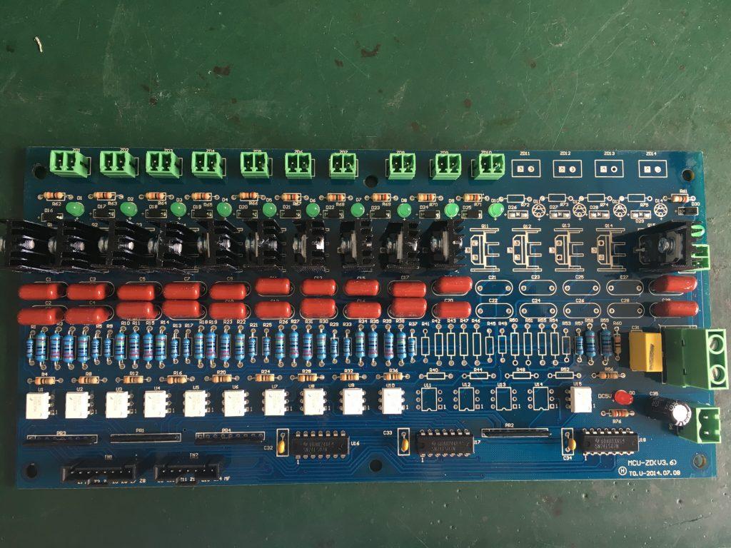 Vibrator Drive Board for Multihead Weigher MCU-ZD TO.U