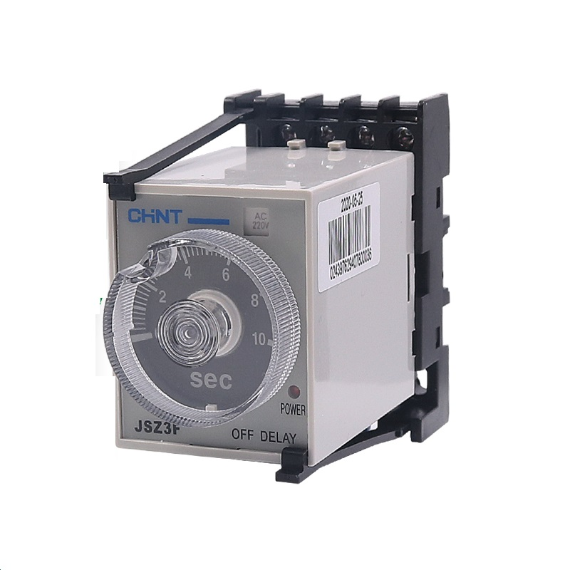 Timing Relay for Z Type Bucket Elevator